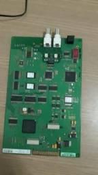 Placa TME1 para entroncamento 30 canais digital pabx hipath 1150