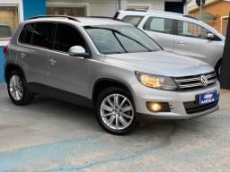 VW Tiguan 1.4 TSI Prata 17/17 Oportunidade Unica - 2017