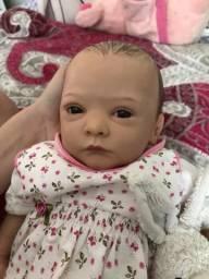 Boneca (bebê) reborn à pronta entrega