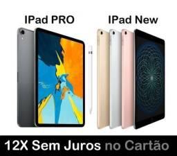 IPad PRO ou 8 ( 12X Sem Juros + Nota Fiscal ) Apple Pencil Compatível