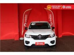 Renault Kwid Zen 1.0 18/19 Branco - 2019