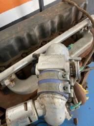 Motor Opala 6 Turbo Preparado