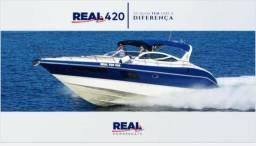 Lancha Real 420 SE - 42 Pés Barco Novo ( Direto de Fábrica ! ) Taxas Especias comprar usado  Rio de Janeiro