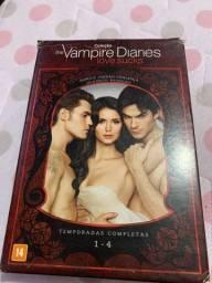 Vendo! coleção completa the vampire diariws 1-4