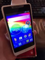Motorola Razr D1 - Funcionando - Perfeitamente + Acessórios