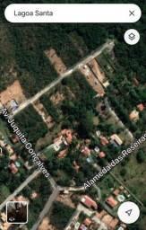 INACREDITÁVEL LOTE EM LAGOA SANTA EM RUA PÚBLICA COM 1250 m2