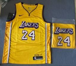 Camisa Nike NBA lakers Amarela G