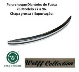 Parachoque fusca marca wolff