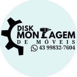 Disk Montagem de Móveis