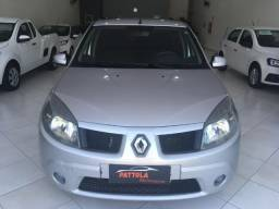 Renault sandero 1.6 vibe completo