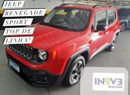 Jeep Renegade Baixa km