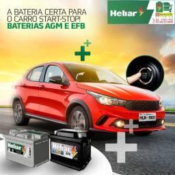 Bateria ligue *