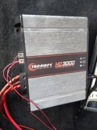 Troco modulo taramps hd 3000 1 ohms por outro 2 ohms