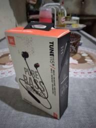 Vendo Fone JBL t115bt original