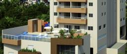 Residencial Mykonos - 3/4 com 70m², suíte, varanda e espaço para closet