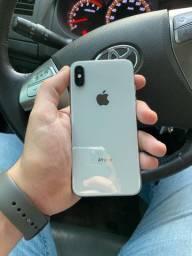iPhone X 64gb branco