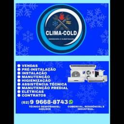 clima-cold prestador de serviços