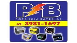 Bateria para carro, bateria nova com garantia!