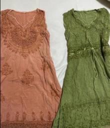 Vestidos soltinhos