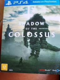 Jogo Shadow of the Colossus PS4