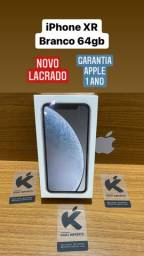 IPhone XR 64gb Preto/Branco - Instagram: @kaxu_imports