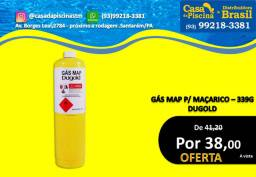 Gás Map p/ maçarico