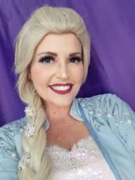 Frozen 1 - Frozen 2 personagem vivo