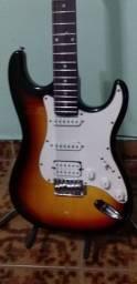 Guitarra Strato Eagle 3x sem juros