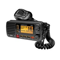 Radio comunicador maritimo uniden solara Oceanus Um415 Dsc Preto