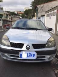 Renault Clio Sedan 1.6 16v Hiflex Expression