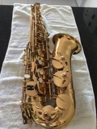 Vendo um lindo Saxofone em perfeito estado