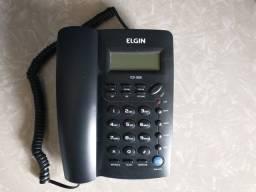 Telefone Elgin com fio