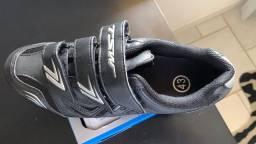 Sapatilha MTB TSW e pedal shimano