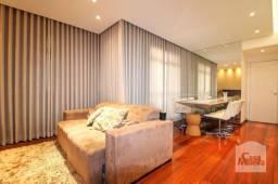 Apartamento à venda com 3 dormitórios em Alto barroca, Belo horizonte cod:273322