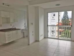 Petrópolis - Apartamento de 1 Dormitório e 1 vaga para alugar - churrasqueira