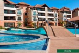 Apartamento à venda com 4 dormitórios em Porto das dunas, Aquiraz cod:DMV316