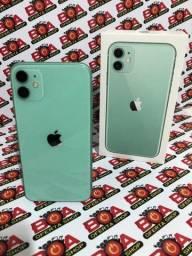 Imperdível Iphone 11 64GB (verde) Novo Lacrado - somos loja Niterói