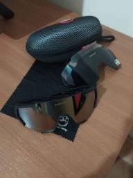 Óculos ciclismo 3 lentes !!