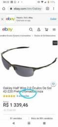 Óculos okley zerado nem um arranhão, usado comprar usado  Brasilia