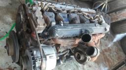 Motor mwm x10 6 cilindro