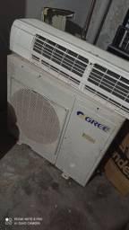 Ar condicionado GREE 30 mil BTUS revisado e funcionando perfeitamente. 1600$