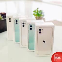 IPhone 11 com 64GB, Green, Novo/Lacrado com 01 Ano de Garantia Apple, Oportunidade