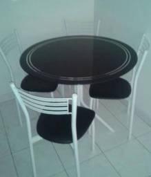Mesa de vidro somente a mesa