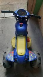 Moto Elétrica Infantil 250$