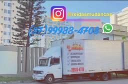 Caminhão Mudanças Local e Todo Brasil