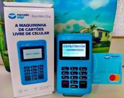 Maquininha Lacrada! com chip wifi Nfc