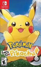 Pokemon let?s go pikachu