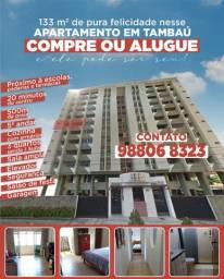 Aluguel (ou venda) de Apartamento em Tambaú