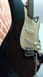 Guitarra Strato Trigger<br>Vendo ou troco