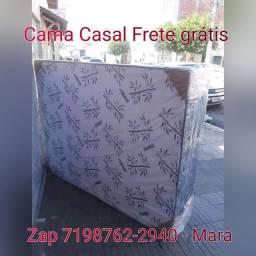 FEIRÃO CAMAS CASAL FRETE GRÁTIS